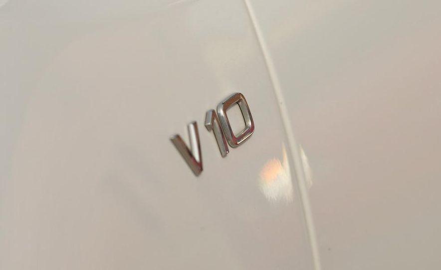 2009 Ferrari 430 Scuderia and 2010 Audi R8 5.2 V-10 FSI Quattro - Slide 57