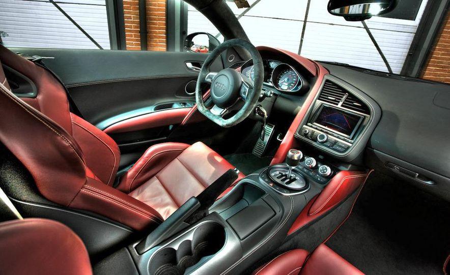 2009 Ferrari 430 Scuderia and 2010 Audi R8 5.2 V-10 FSI Quattro - Slide 63