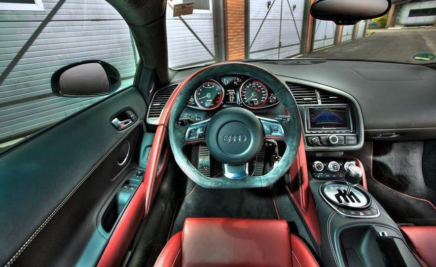 2009 Ferrari 430 Scuderia and 2010 Audi R8 5.2 V-10 FSI Quattro - Slide 64