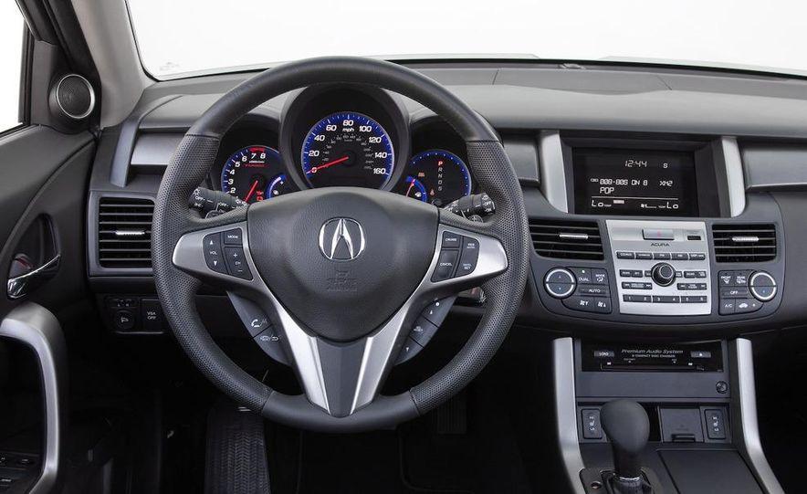2010 Acura RDX interior - Slide 12