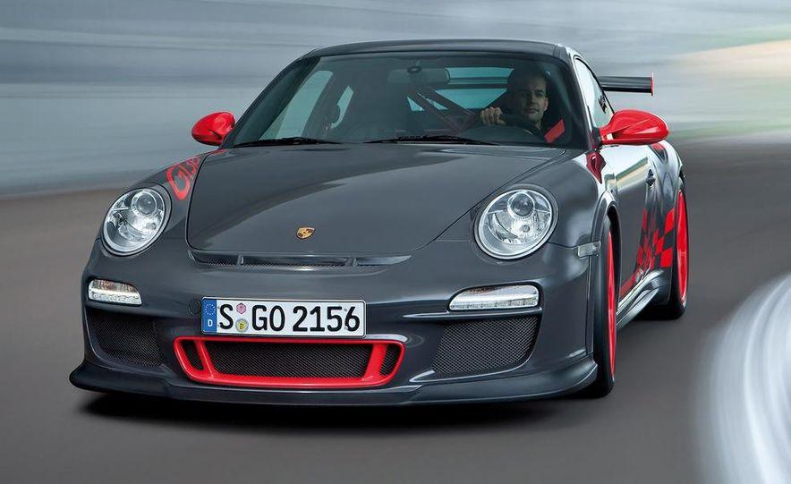 2010 Porsche 911 GT3 RS - Slide 1