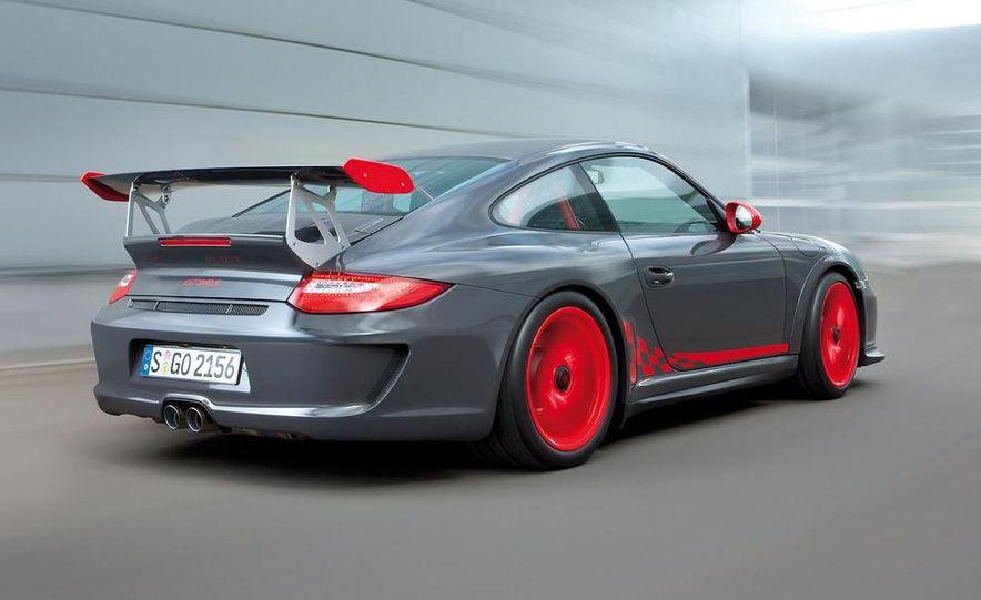 2010 Porsche 911 GT3 RS - Slide 3