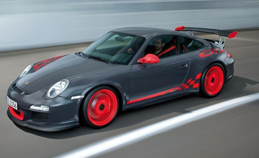 2010 Porsche 911 GT3 RS - Slide 4
