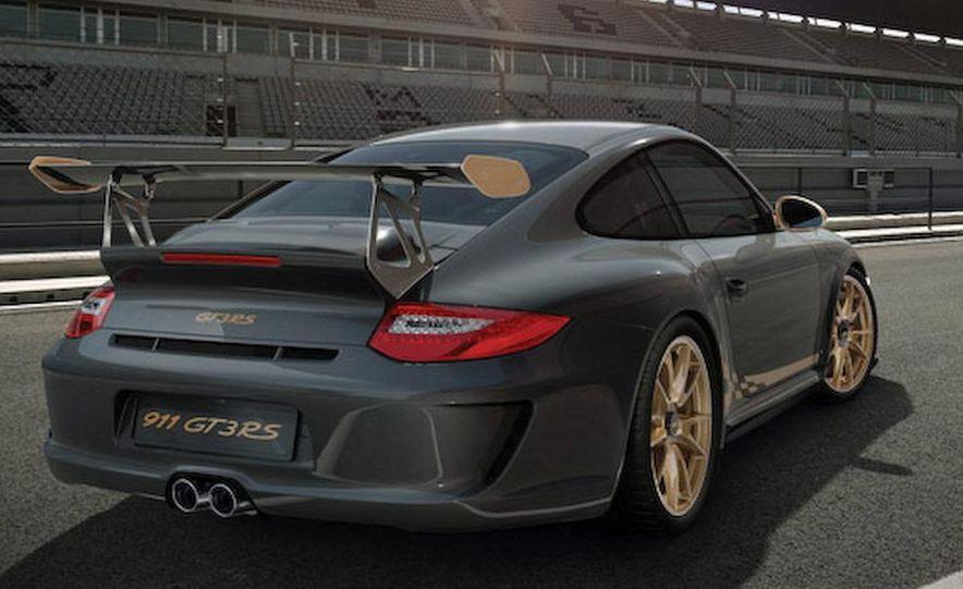2010 Porsche 911 GT3 RS - Slide 5
