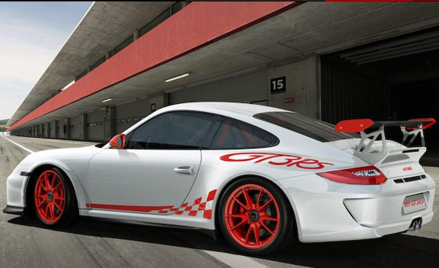 2010 Porsche 911 GT3 RS - Slide 8