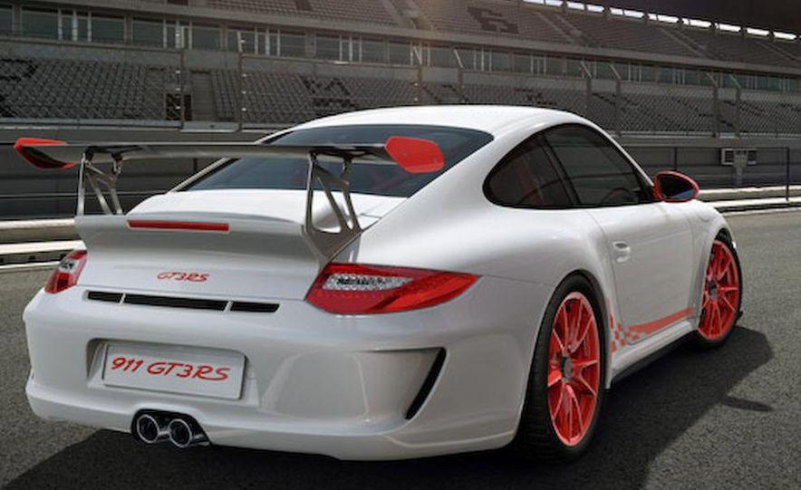 2010 Porsche 911 GT3 RS - Slide 9