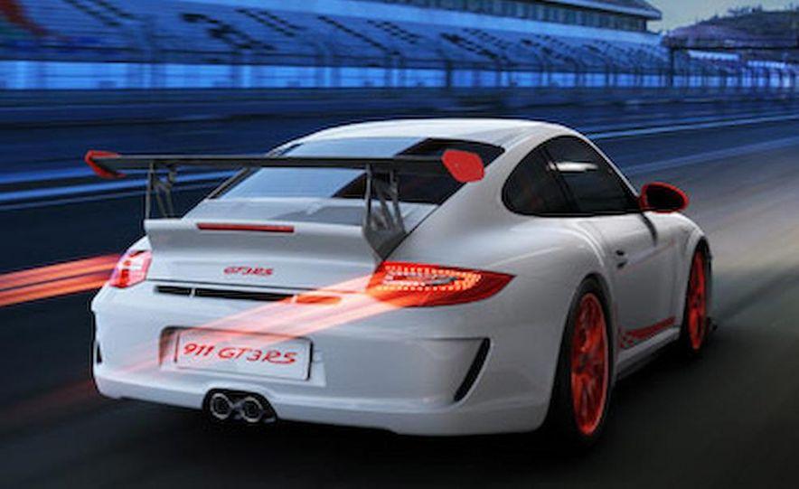 2010 Porsche 911 GT3 RS - Slide 10