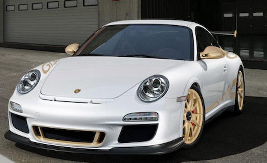 2010 Porsche 911 GT3 RS - Slide 11