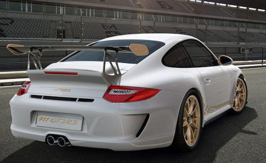 2010 Porsche 911 GT3 RS - Slide 13