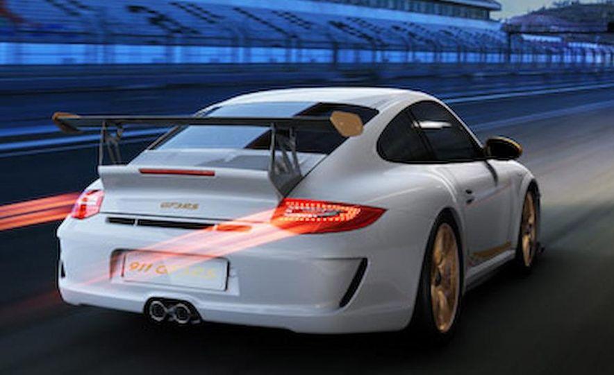 2010 Porsche 911 GT3 RS - Slide 14