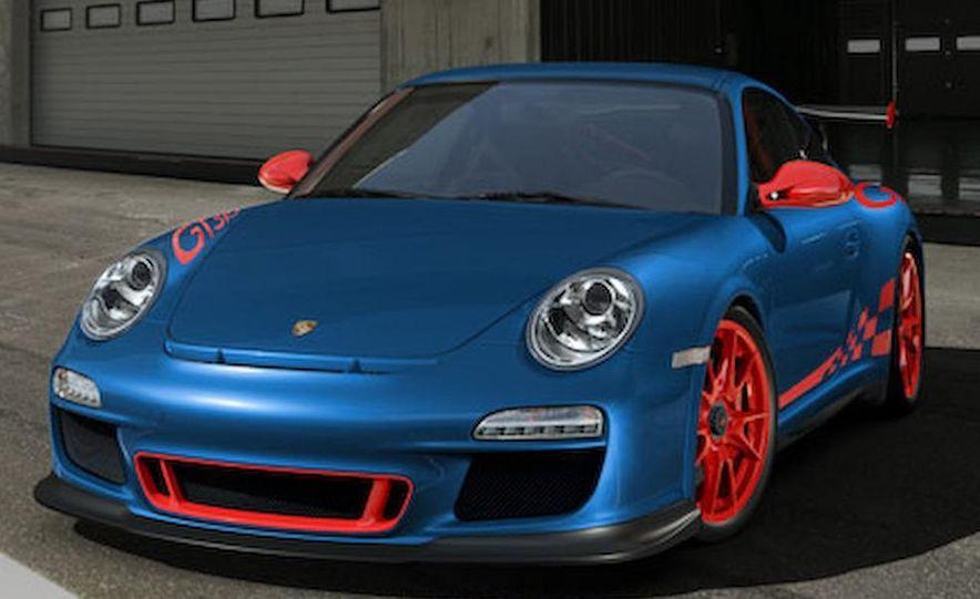 2010 Porsche 911 GT3 RS - Slide 15