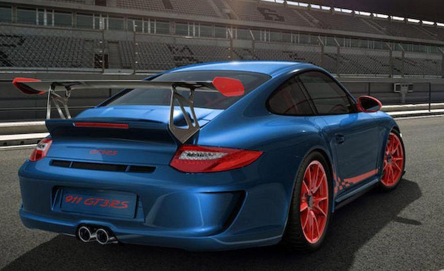 2010 Porsche 911 GT3 RS - Slide 17