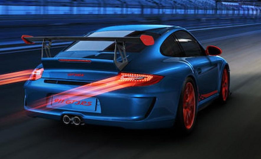 2010 Porsche 911 GT3 RS - Slide 18