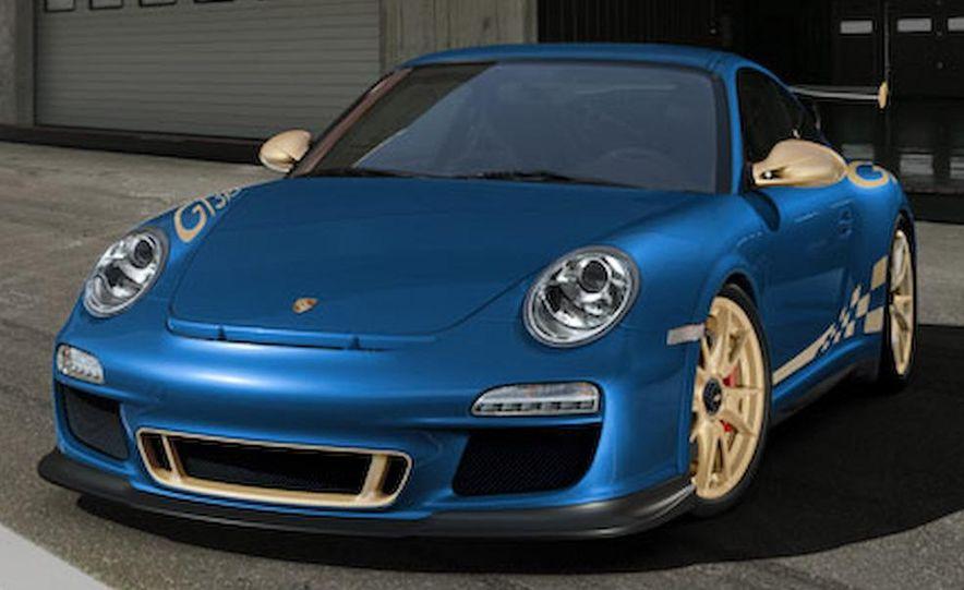 2010 Porsche 911 GT3 RS - Slide 19