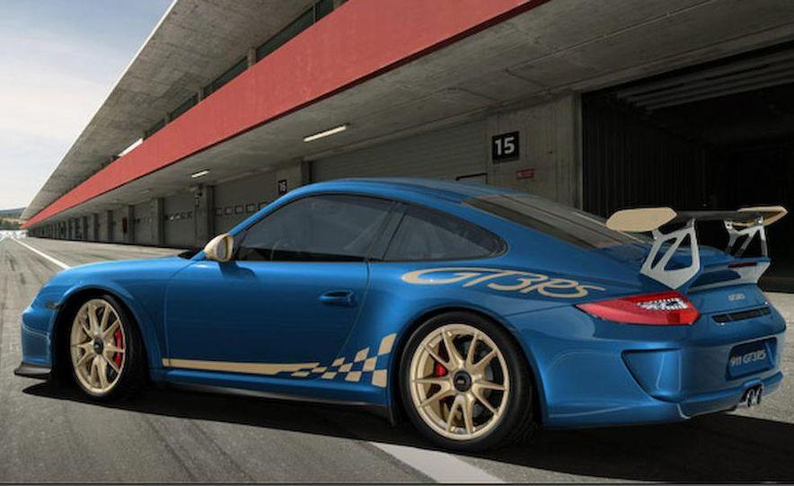 2010 Porsche 911 GT3 RS - Slide 20