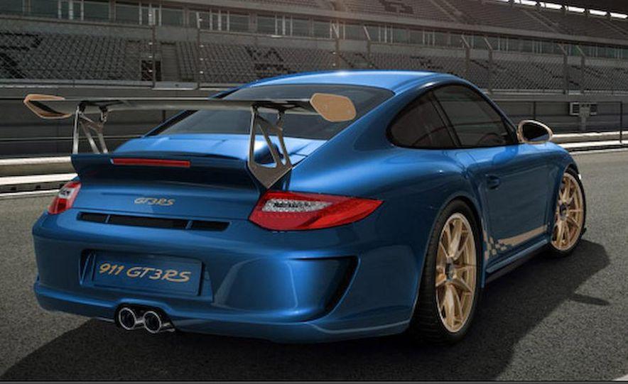 2010 Porsche 911 GT3 RS - Slide 21