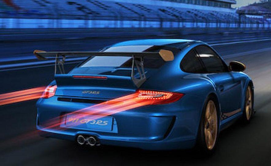 2010 Porsche 911 GT3 RS - Slide 22