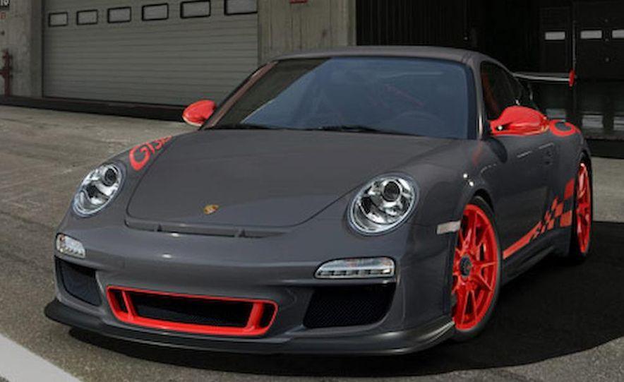 2010 Porsche 911 GT3 RS - Slide 25
