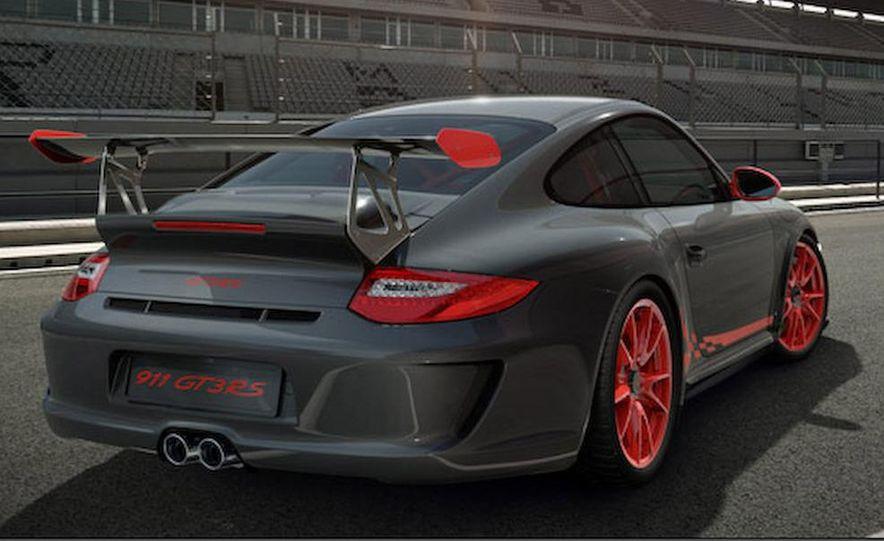 2010 Porsche 911 GT3 RS - Slide 27