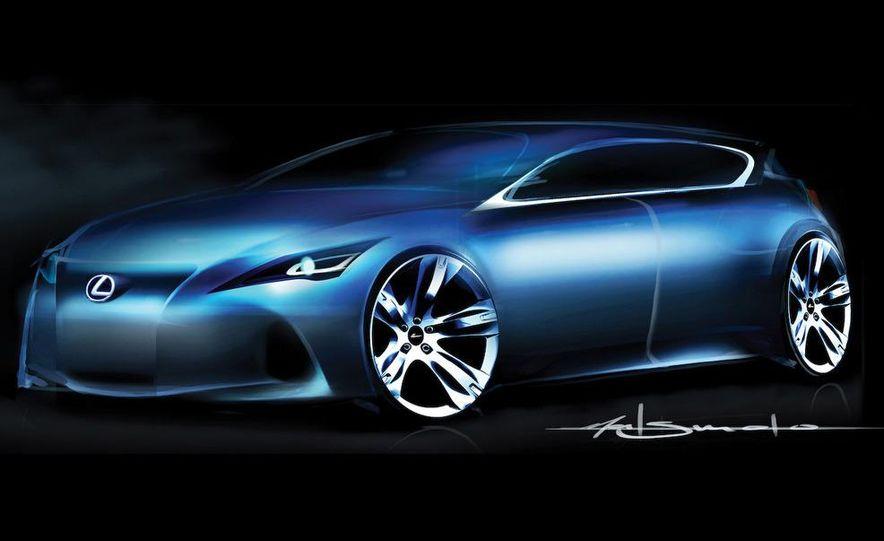 Lexus LF-Ch concept - Slide 45