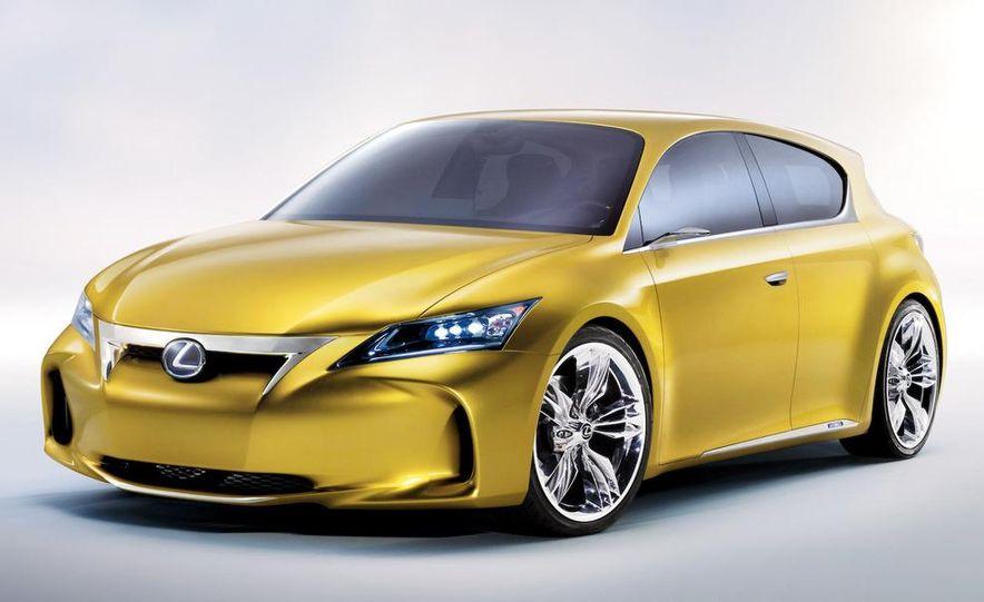 Lexus LF-Ch concept - Slide 32