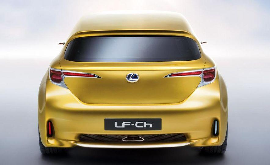 Lexus LF-Ch concept - Slide 35