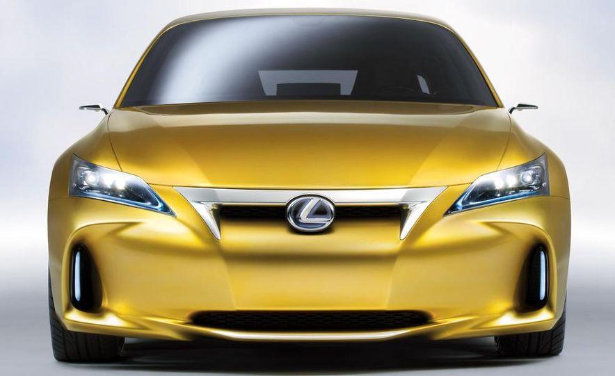 Lexus LF-Ch concept - Slide 36