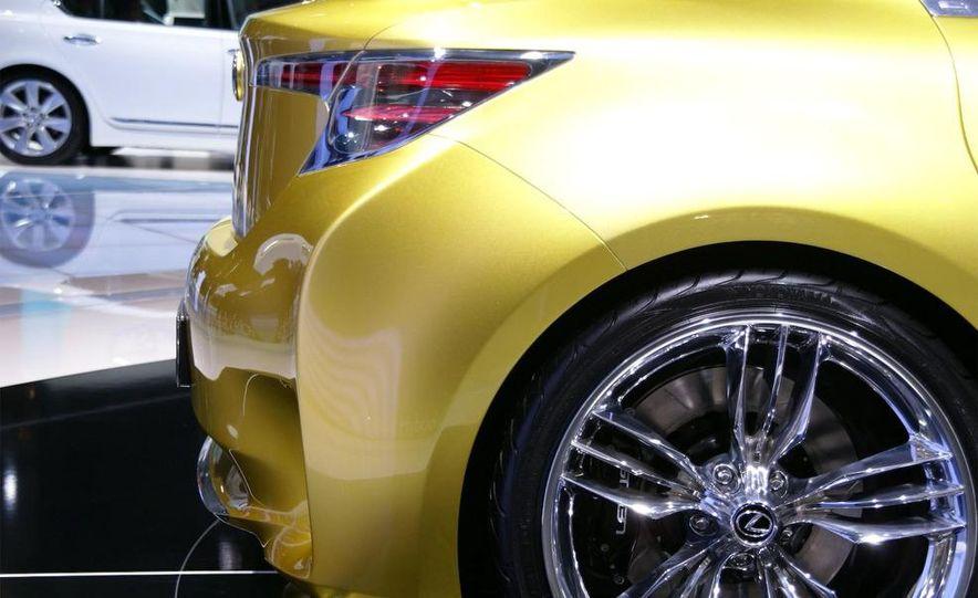 Lexus LF-Ch concept - Slide 38