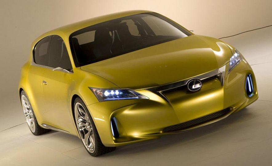 Lexus LF-Ch concept - Slide 31