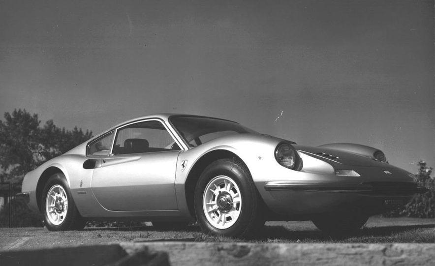 1969 Ferrari/Dino 206 GT - Slide 1