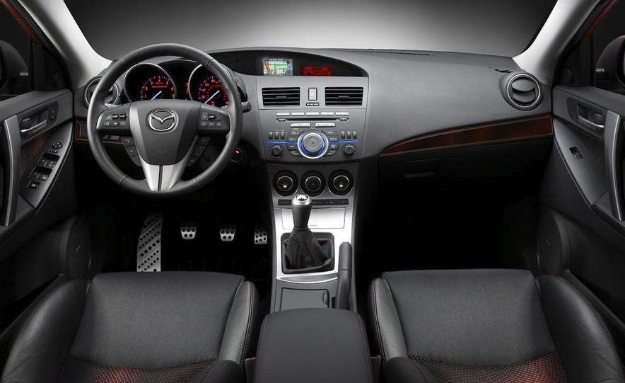 2010 Mazdaspeed 3 - Slide 64