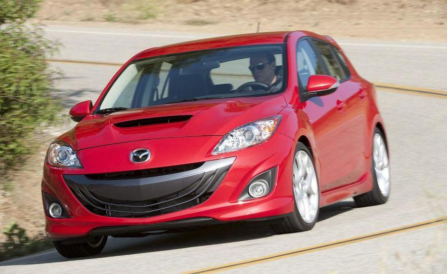 2010 Mazdaspeed 3 - Slide 2