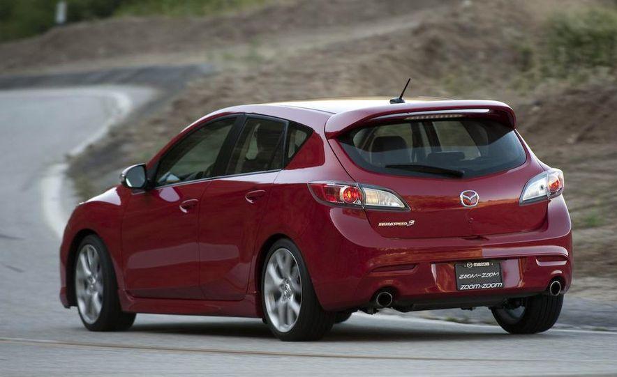2010 Mazdaspeed 3 - Slide 4