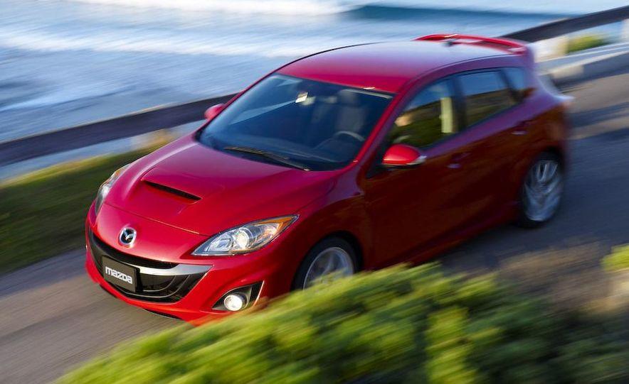 2010 Mazdaspeed 3 - Slide 9