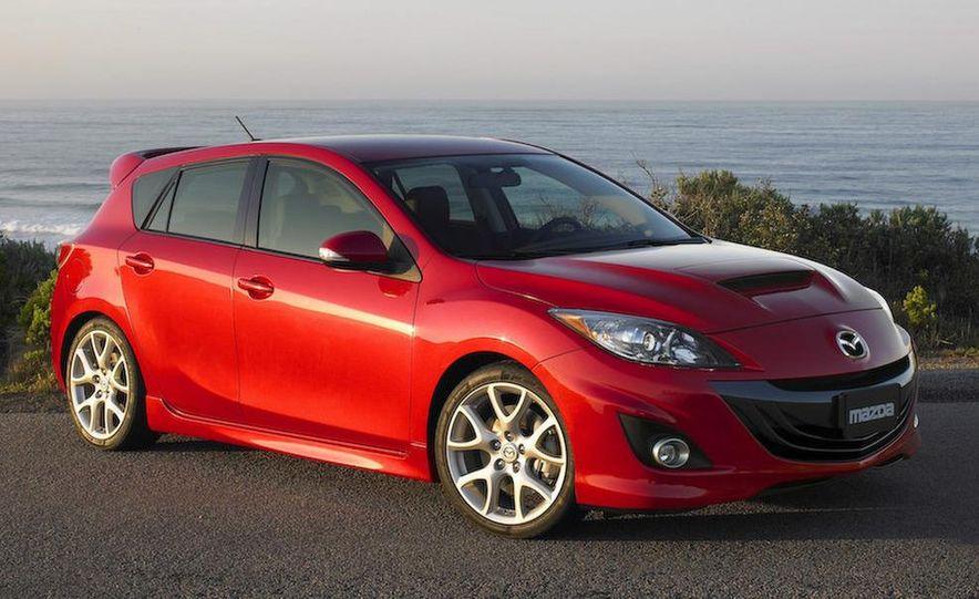 2010 Mazdaspeed 3 - Slide 12