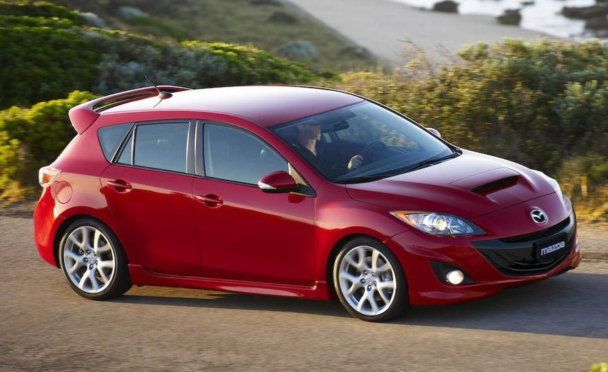 2010 Mazdaspeed 3 - Slide 13