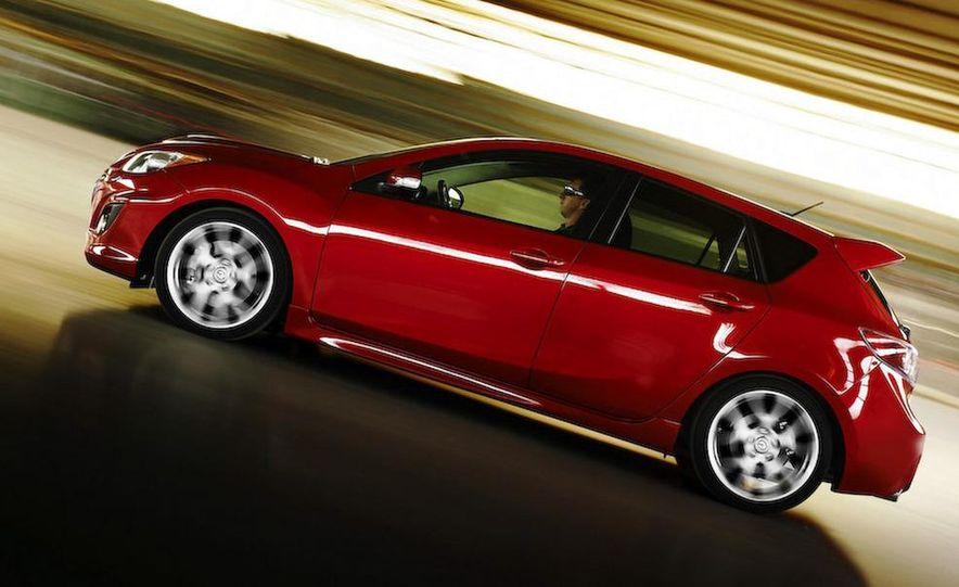 2010 Mazdaspeed 3 - Slide 17