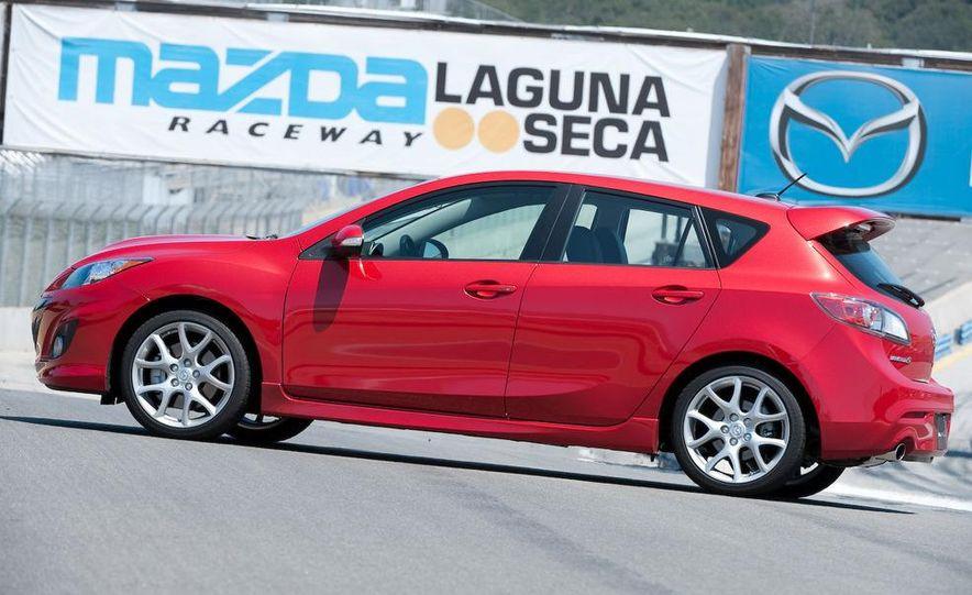 2010 Mazdaspeed 3 - Slide 26