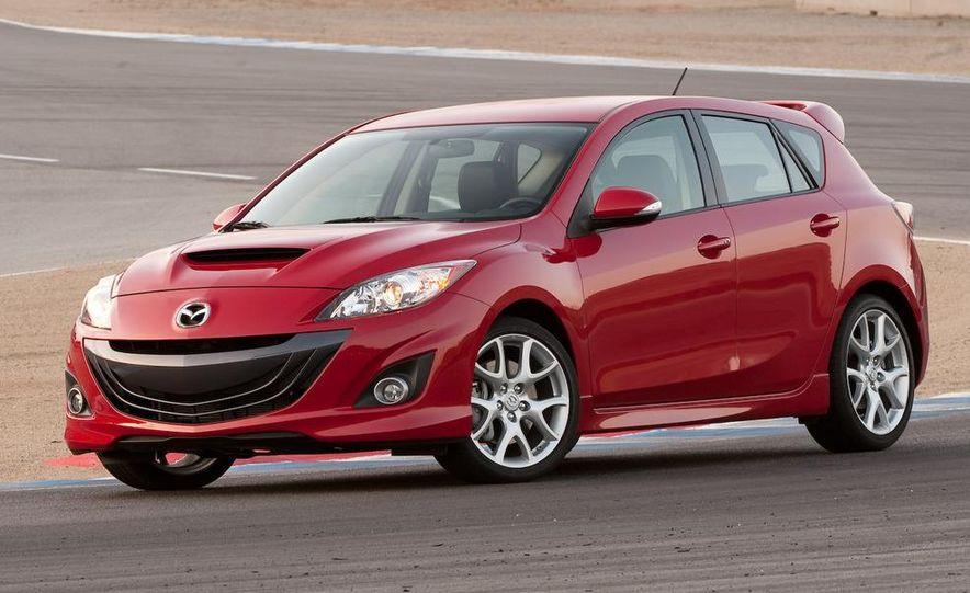 2010 Mazdaspeed 3 - Slide 30