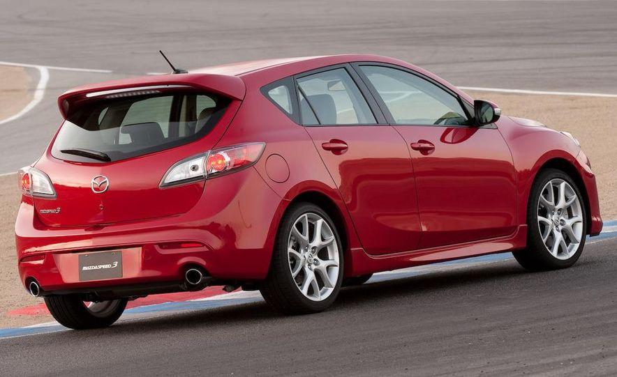 2010 Mazdaspeed 3 - Slide 31