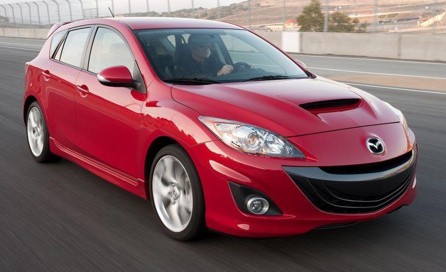 2010 Mazdaspeed 3 - Slide 32