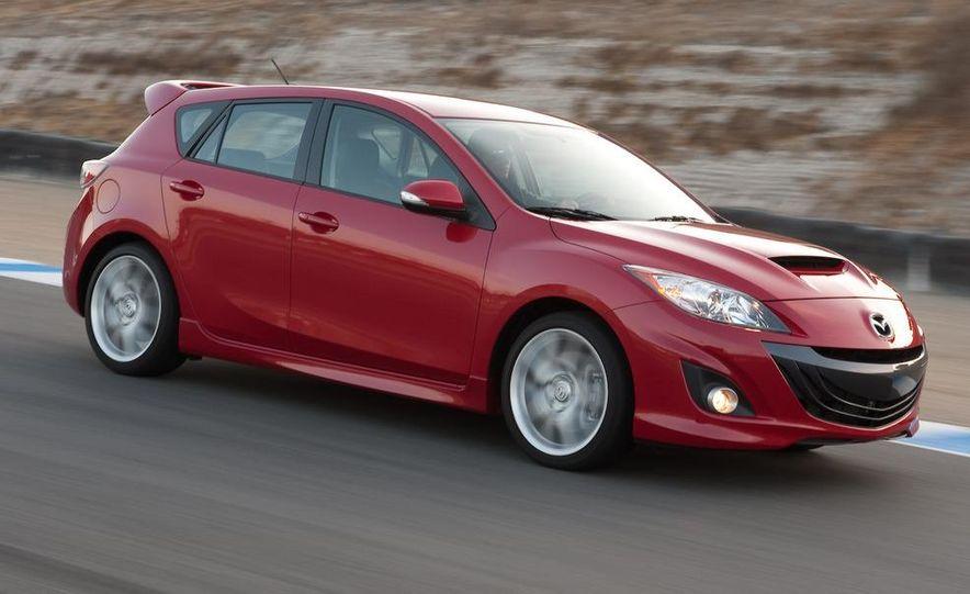 2010 Mazdaspeed 3 - Slide 33