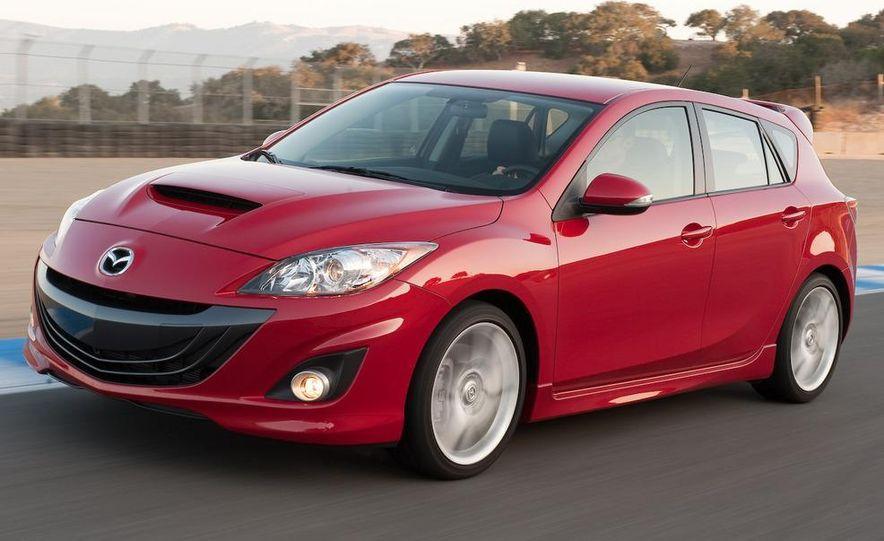 2010 Mazdaspeed 3 - Slide 35