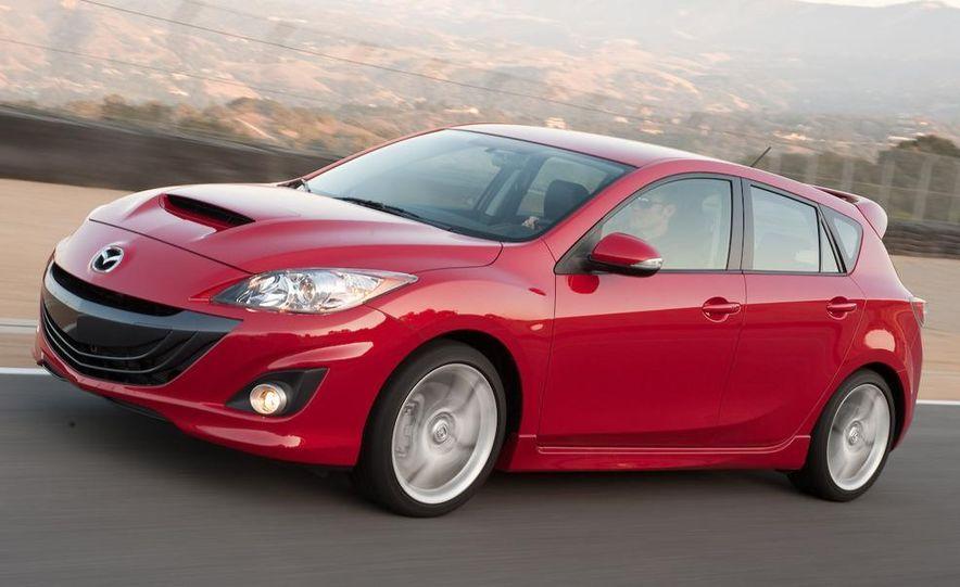 2010 Mazdaspeed 3 - Slide 36
