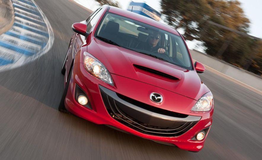 2010 Mazdaspeed 3 - Slide 37