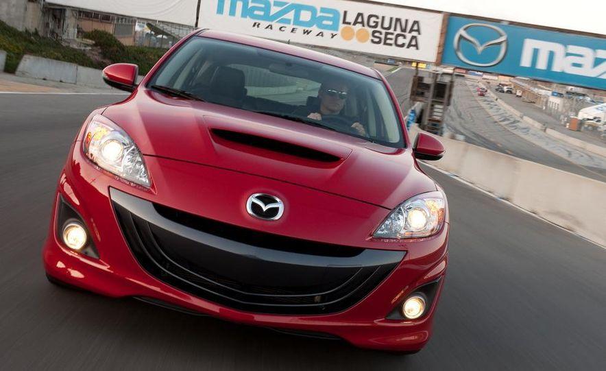 2010 Mazdaspeed 3 - Slide 38