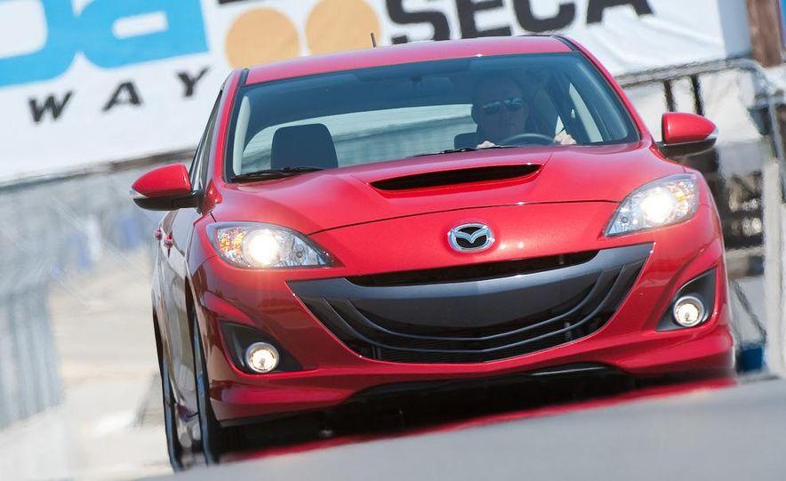 2010 Mazdaspeed 3 - Slide 39