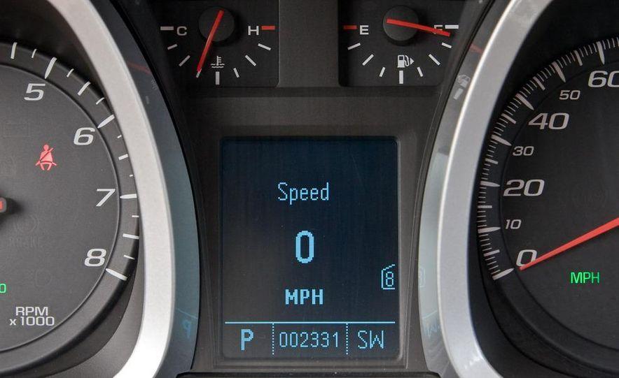 2010 Chevrolet Equinox LT - Slide 43