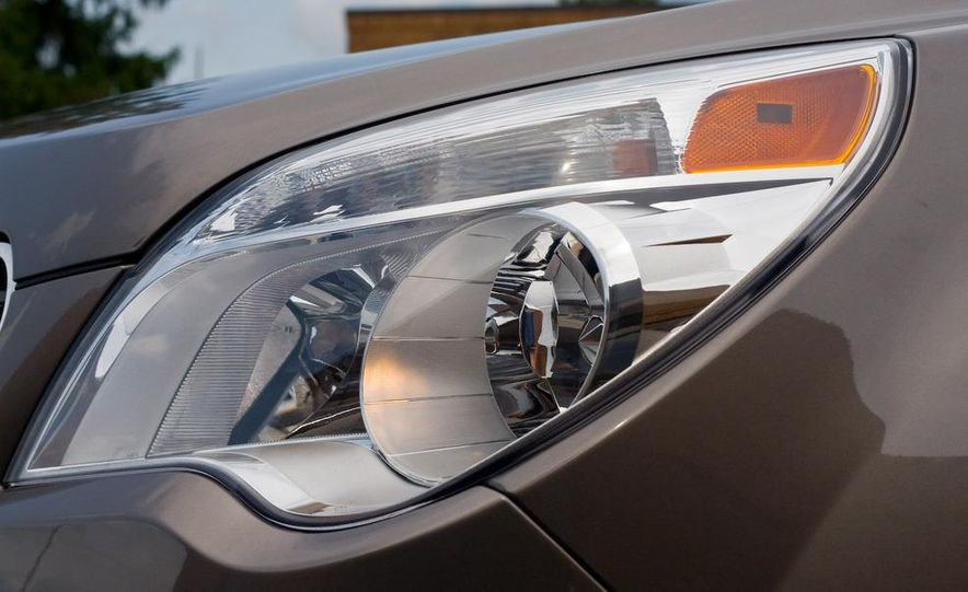 2010 Chevrolet Equinox LT - Slide 58