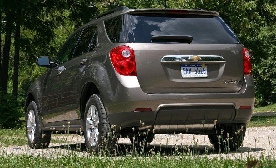 2010 Chevrolet Equinox LT - Slide 45